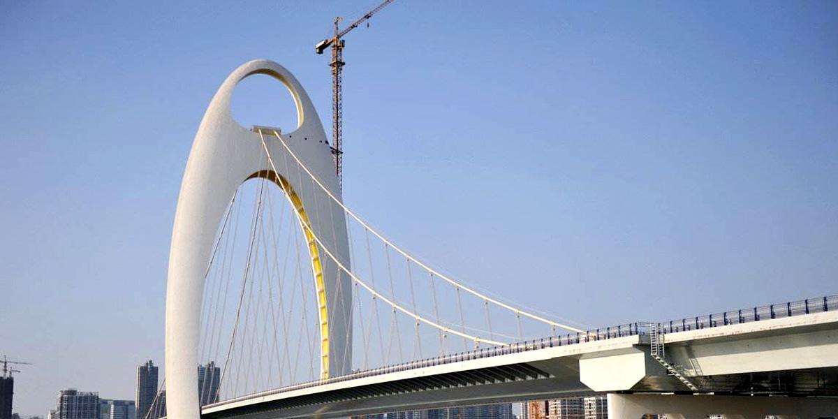 广州猎德大桥工程电缆批发成功案例