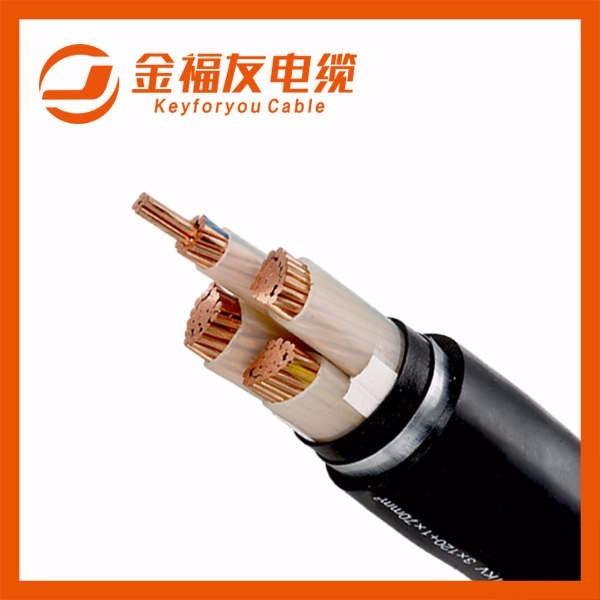 WDZC-YJY23低烟无卤铠装电缆