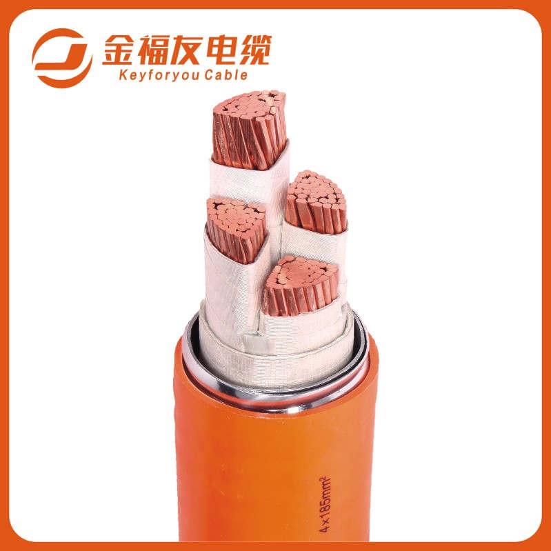 BTLY柔性矿物质防火电缆