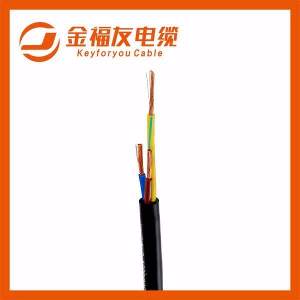 RVV铜芯软电缆