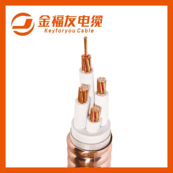 YTTW柔性矿物质防火电缆