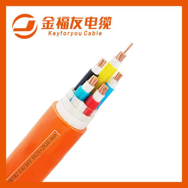 BBTRZ柔性矿物质防火电缆